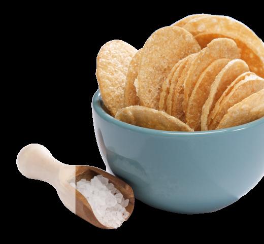 Chips sel et vinaigre
